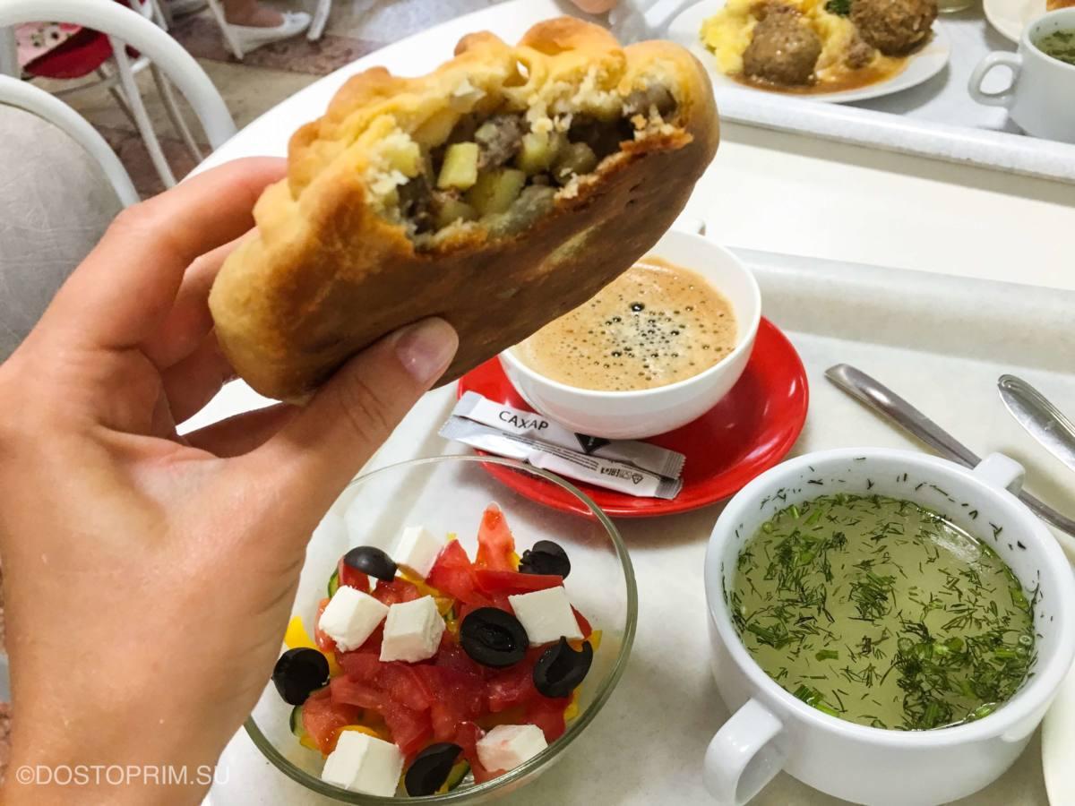 Что попробовать из еды в Казани