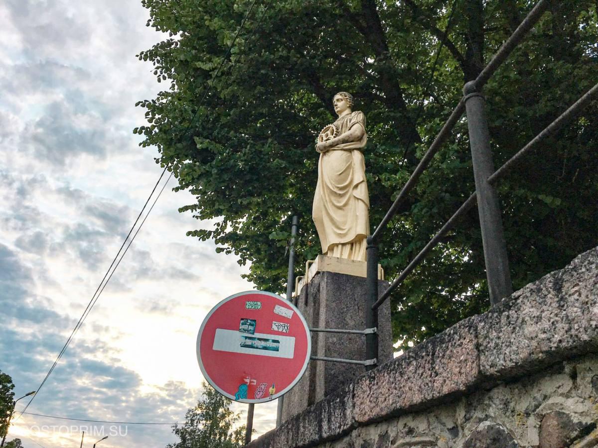 Статуя Промышленности