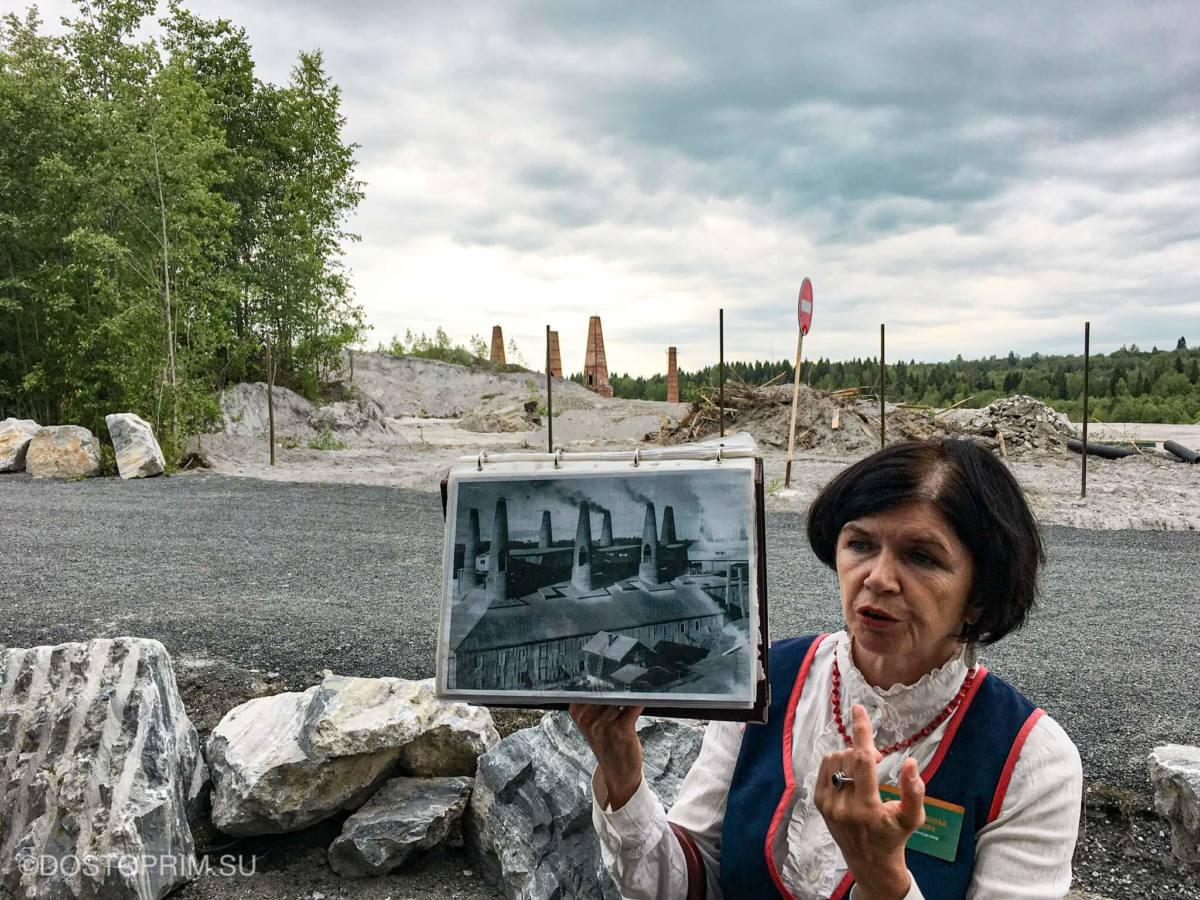 Экскурсия в Рускеалу из СПб на 1 день