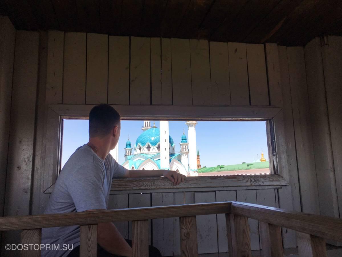 Стрелецкая башня Казанского Кремля