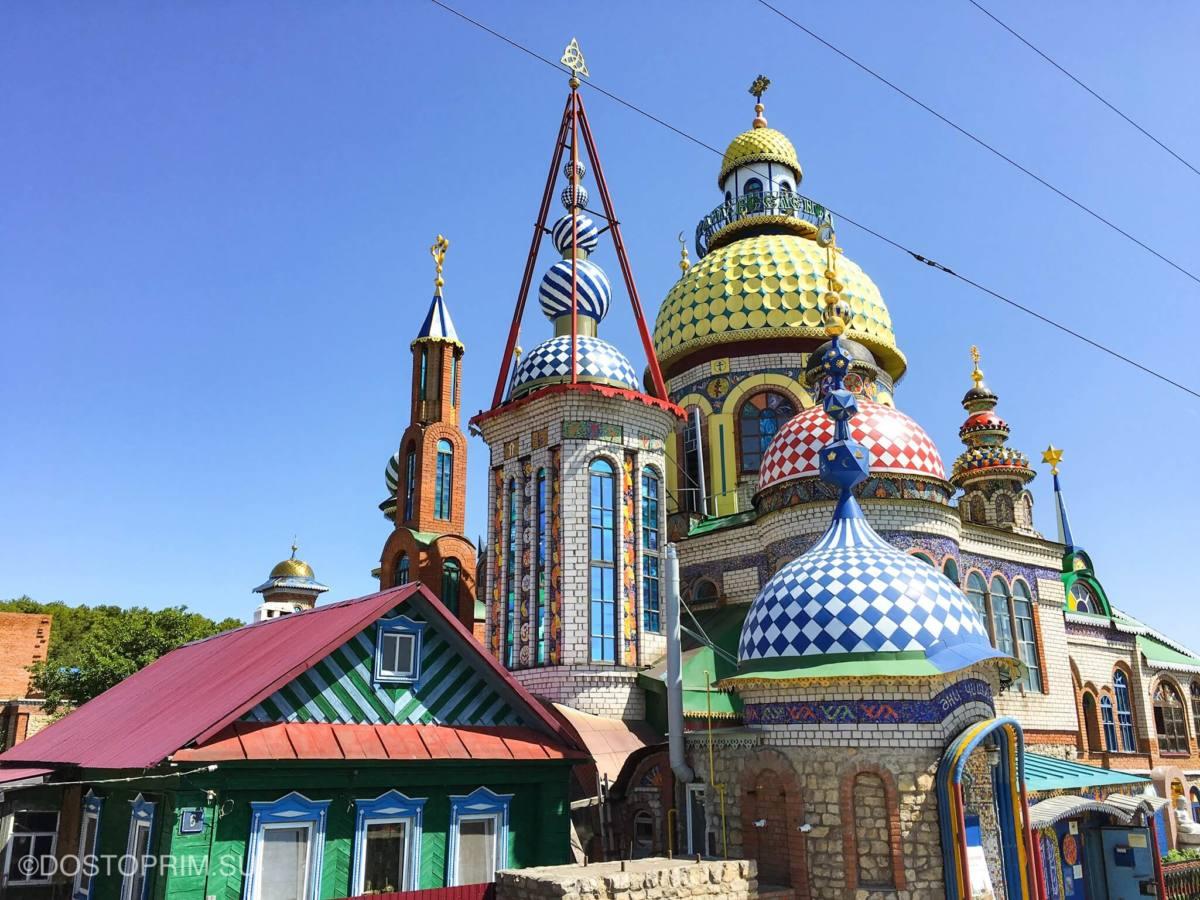 Экскурсии в Казани по городу и окрестностям
