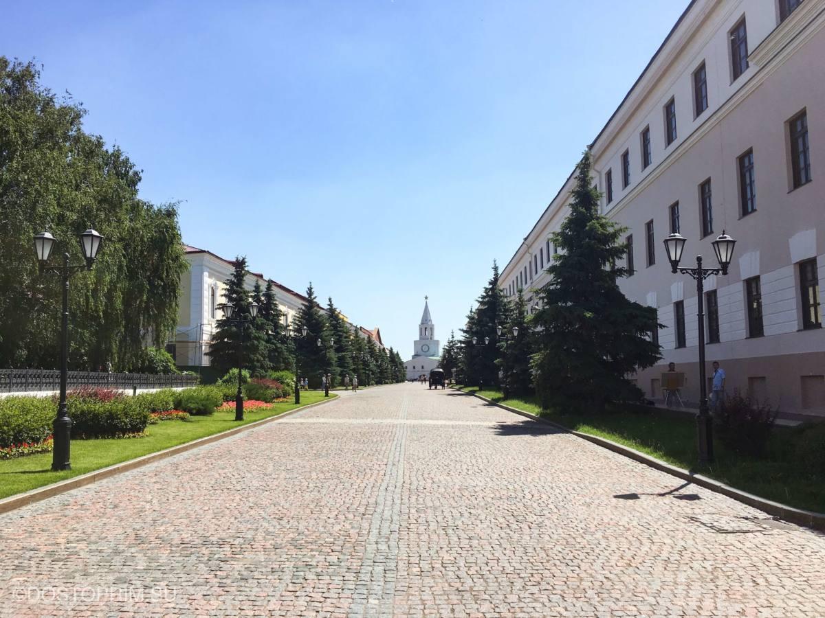 Интересные факты о Казанском Кремле