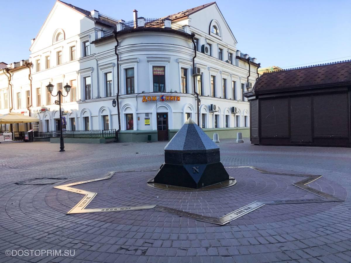 Где лучше жить в Казани