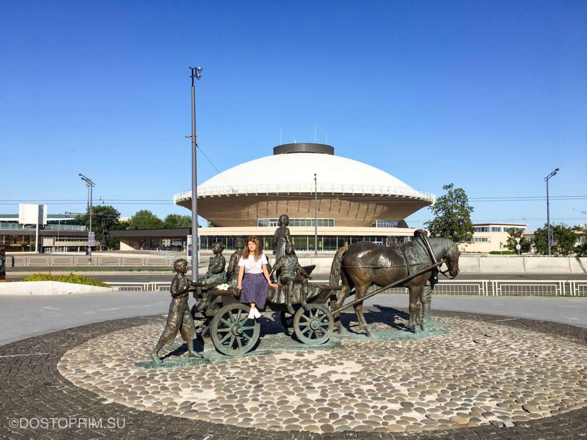 Памятник Благотворителю