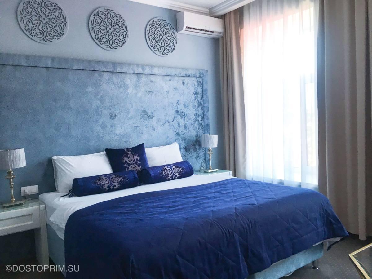 Номер в отеле Каганат