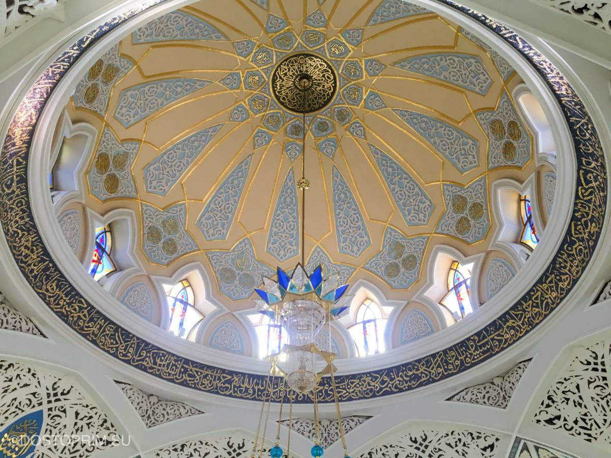 Купол мечети Кул Шариф