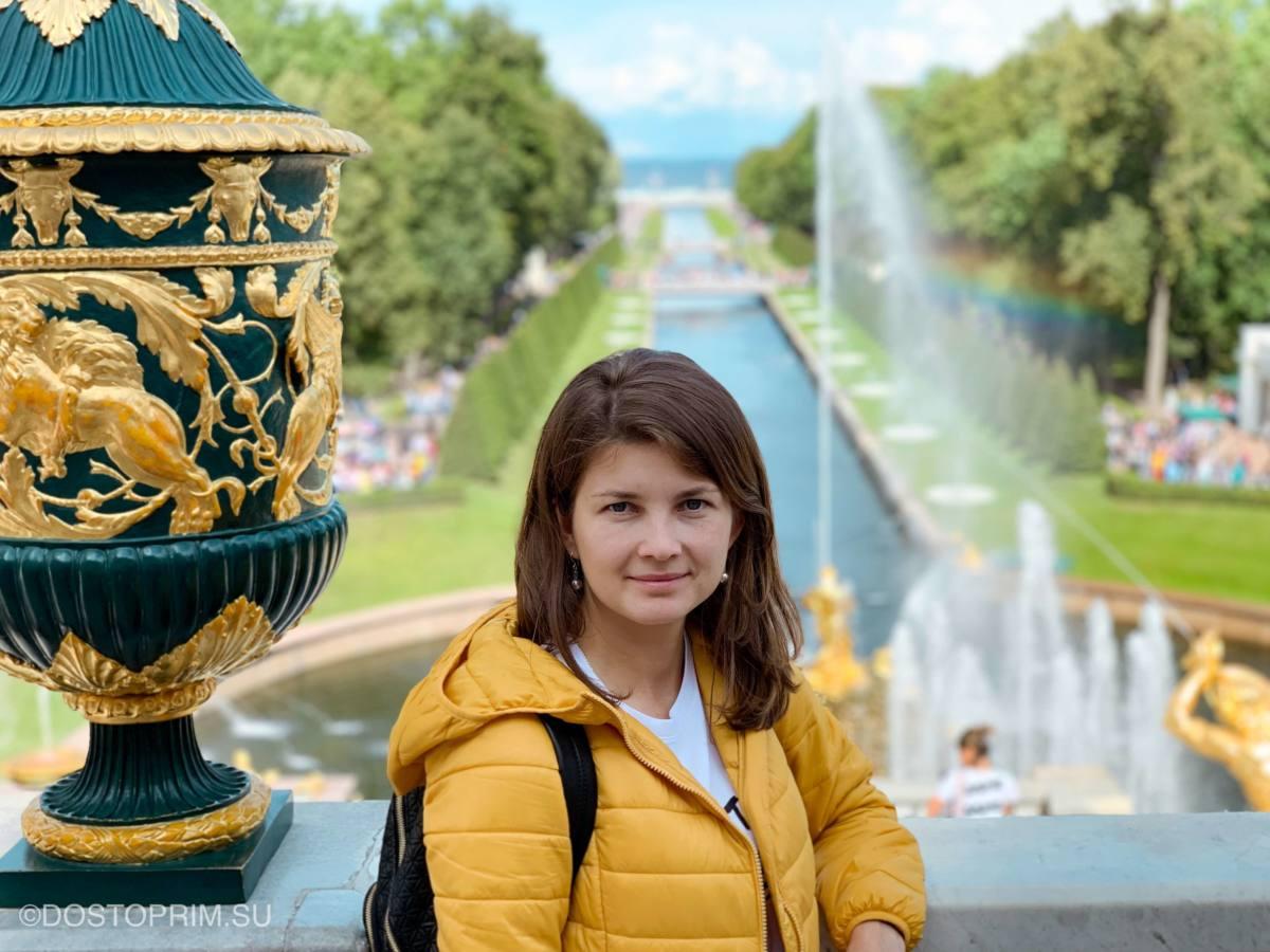 Отзыв туристов о поездке в Петергоф