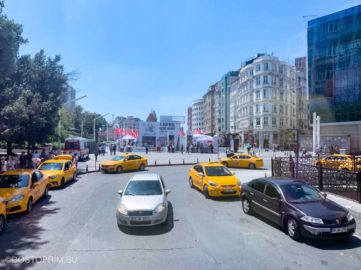 Сколько стоит такси в Стамбуле