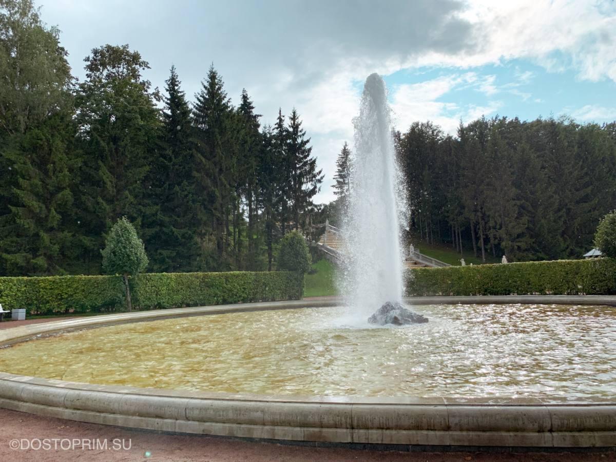 Менажерные фонтаны