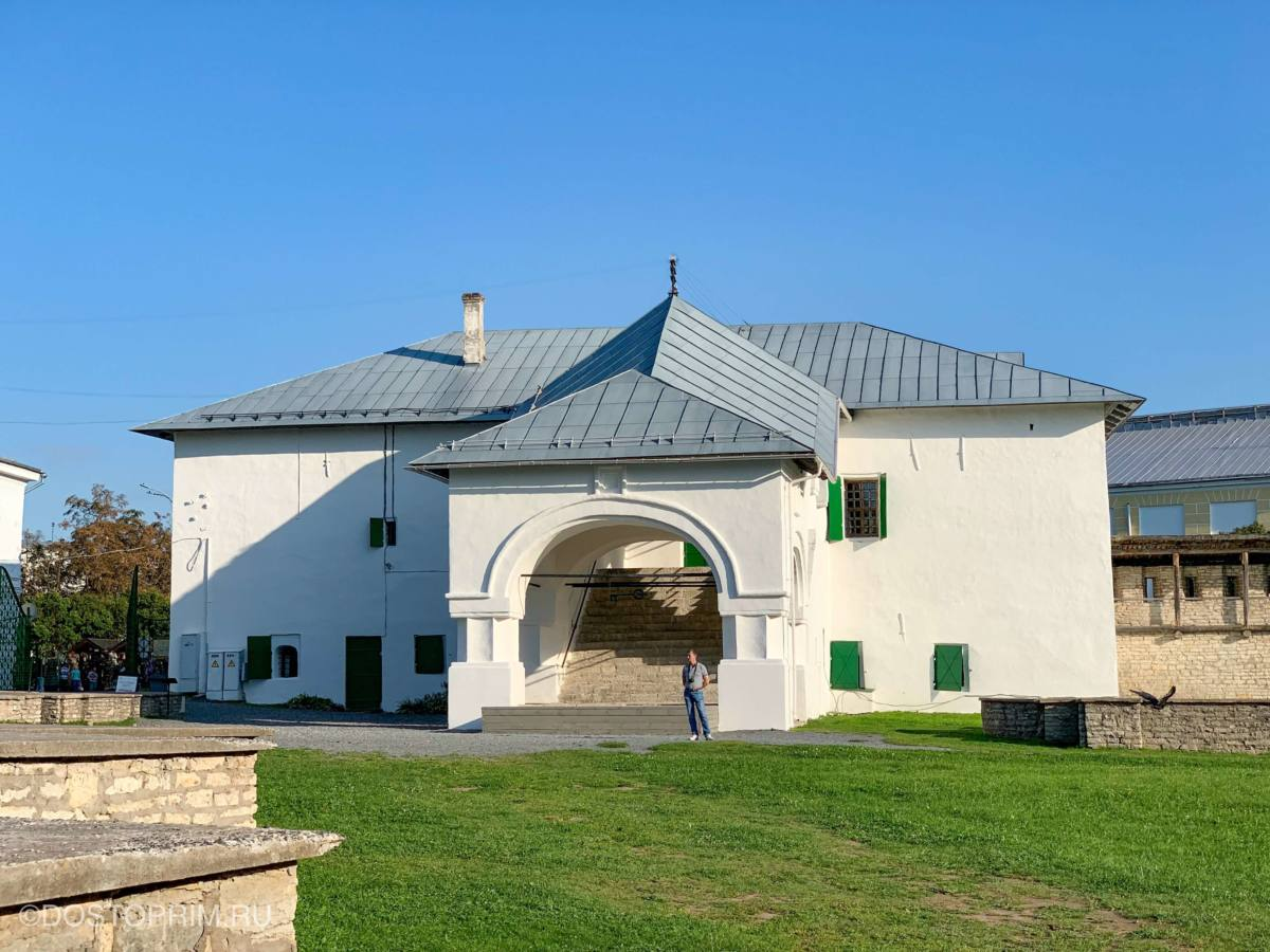 Приказная палата