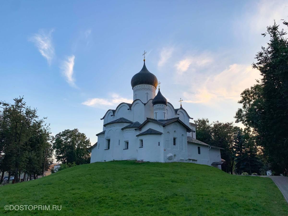 Церковь Василия Великого на Горке