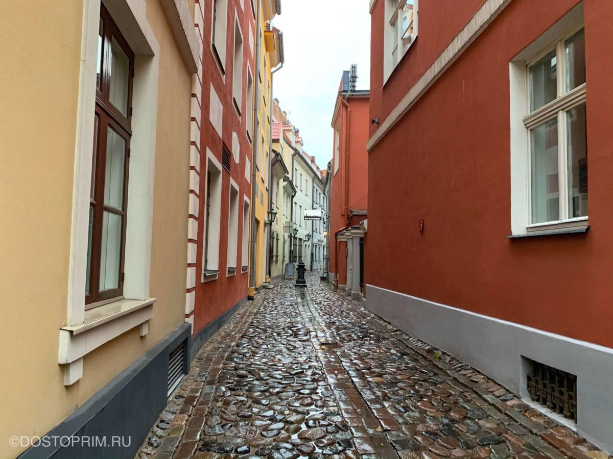 Экскурсии в Риге на русском языке