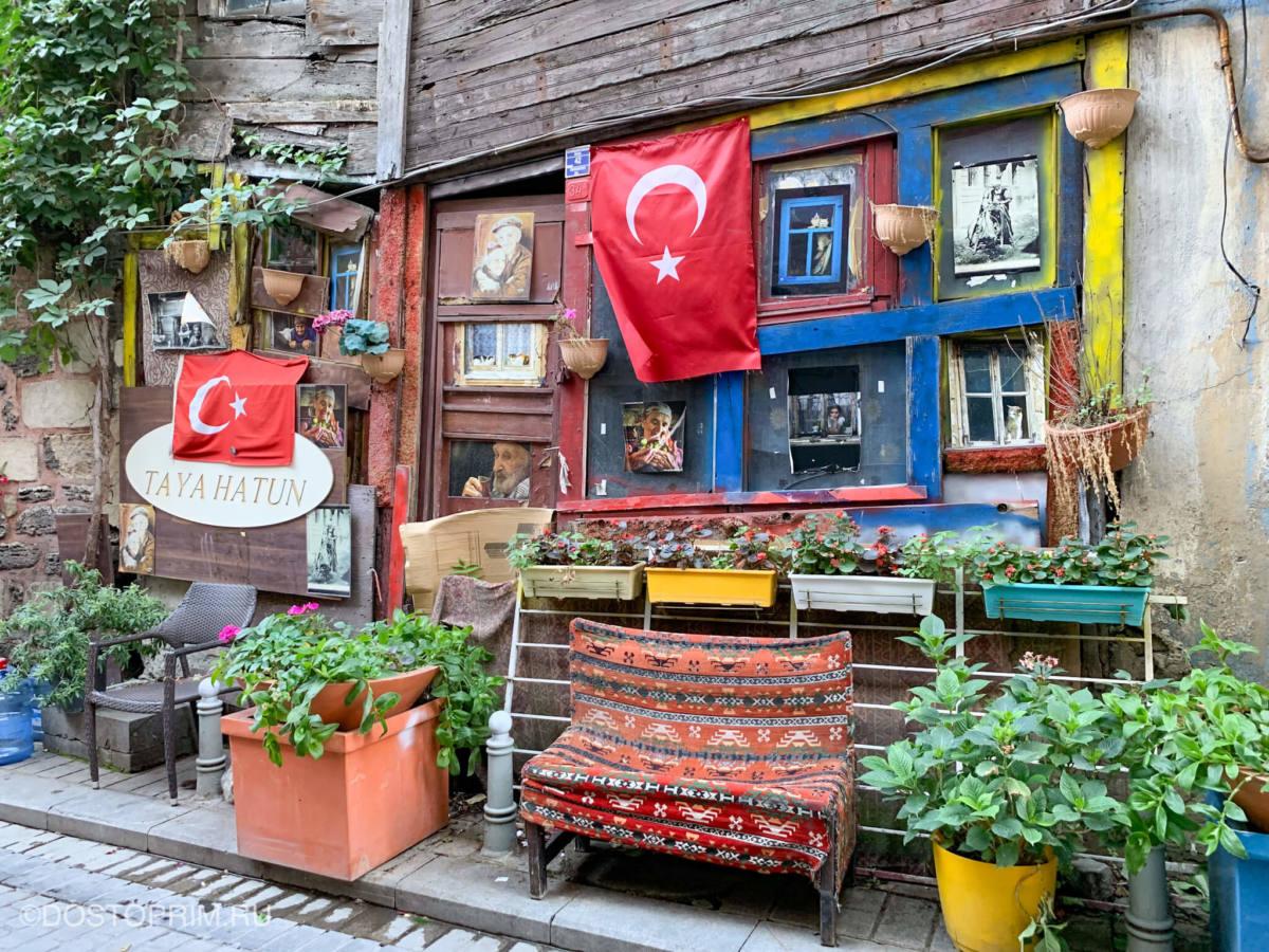 Что посмотреть и куда пойти в Стамбуле самостоятельно