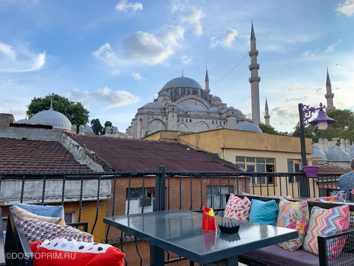 История и архитектура Стамбула