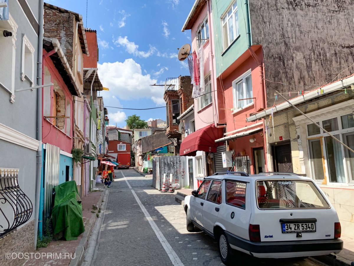 Трущобы Стамбула