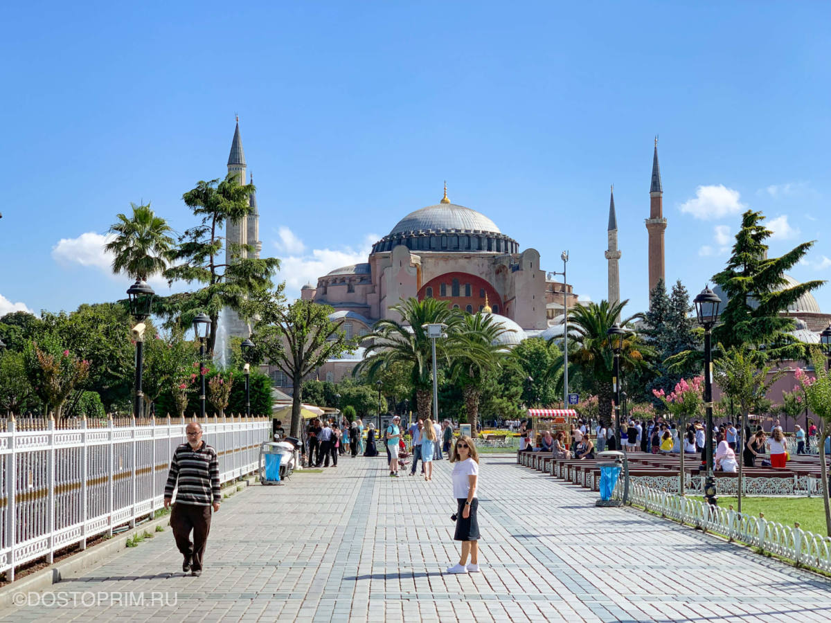 Обзорные экскурсии по Стамбулу