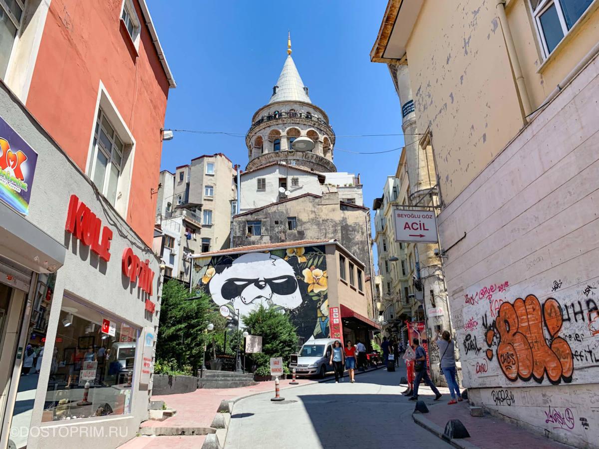 12 вещей, которые нужно сделать в Стамбуле