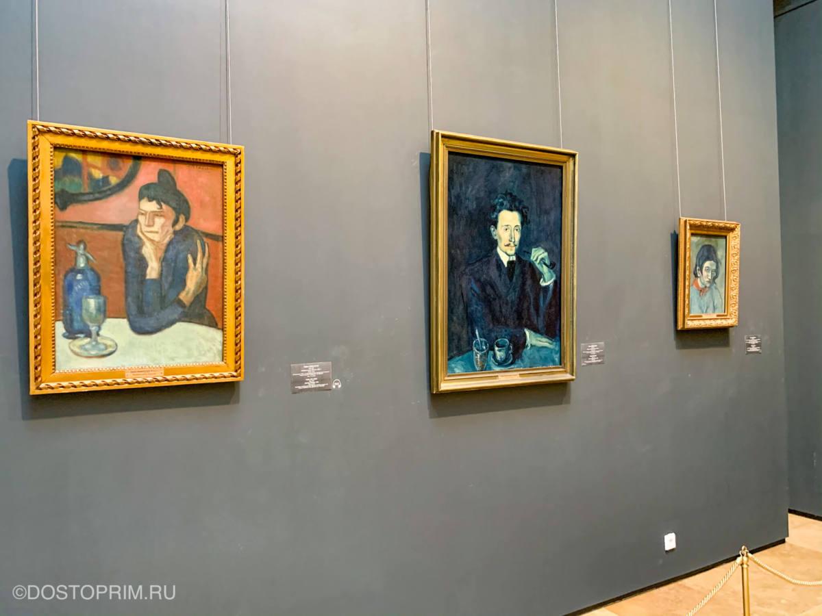 Выставка импрессионистов в Эрмитаже