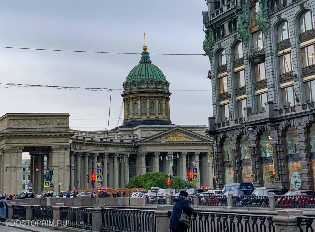 Куда сходить в Петербурге в выходные