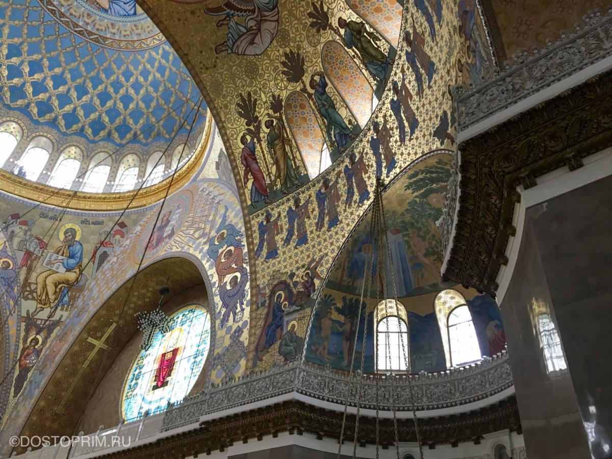 Купол Никольского собора