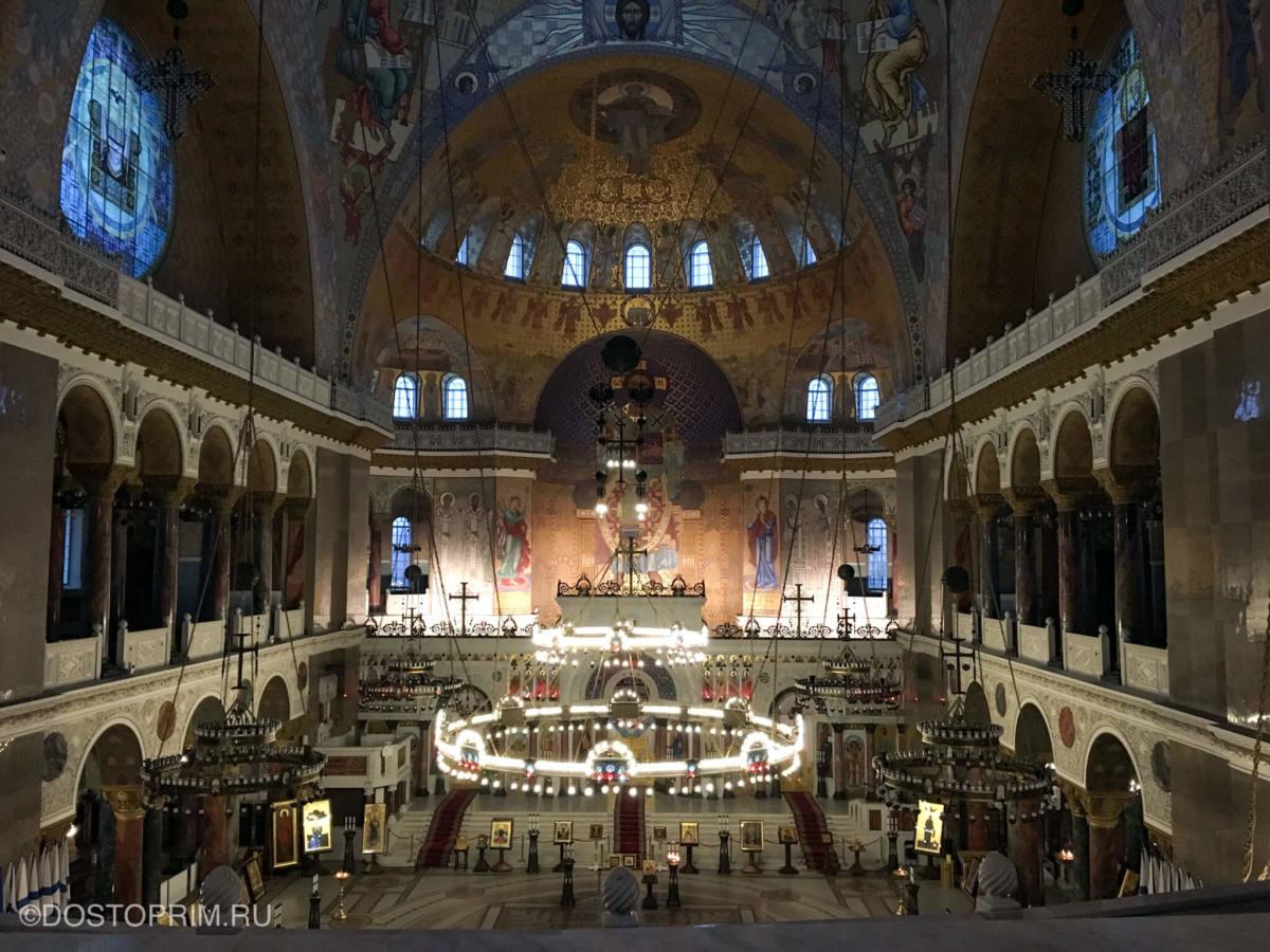 Никольский морской собор