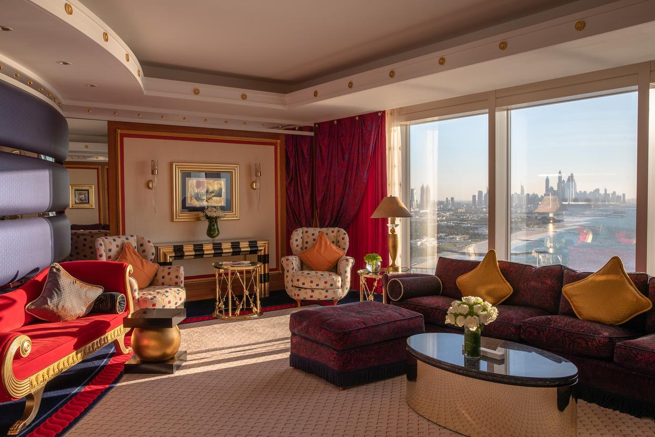 Отель Парус в Дубае - Burj Al Arab 5* Jumeirah (Бурдж Аль Араб)